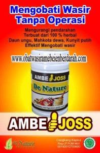 OBAT WASIR DI INDONESIA AMBEJOSS